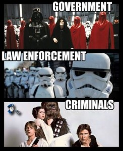 government, law enforcement, criminals